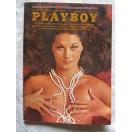 Playboy Magazine November 1970 - Us -Entertainment For Men (Edition Am�ricaine)
