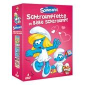Les Schtroumpfs - Coffret Schtroumpfette Et B�b� Schtroumpf - Pack