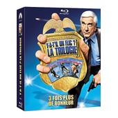 Y A-T-Il Un Flic ? - La Trilogie - Blu-Ray de David Zucker