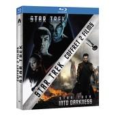 Star Trek + Star Trek Into Darkness - Blu-Ray de J.J. Abrams