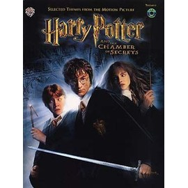 Harry Potter And The Chamber Of Secret Trumpet + Cd