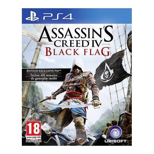 Assassin's Creed 4 Black Flag PS4 - PlayStation 4