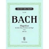 Bach : Magnificat Bwv 243 En R� Majeur