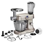 Bomann Km 379 Cb Cook & Mix Robot 4en1 Multifonctions Cuiseur - Petrin Blender Hachoir