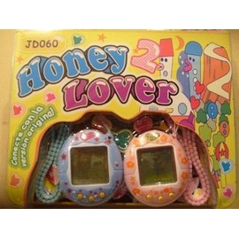 Tamagotchi Animal Virtuel Blister De Deux