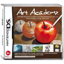 Art Academy - Jeu Nintendo Ds