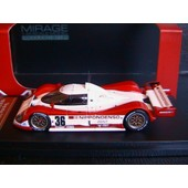 Toyota Ts010 #36 Test Car Sugo 1993 Hpi Mirage 8583 1/43 Team Toms Nippon Denso