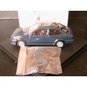 Ford Sierra Cosworth Rally Plain Body Dark Blue Trofeu 113 1/43 Left Hand Drive