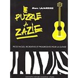 Le Puzzle à Zazie Guitare