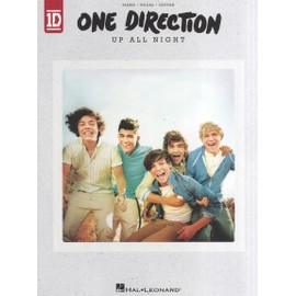 One Direction Up All Night (Piano / Vocal / Guitar)