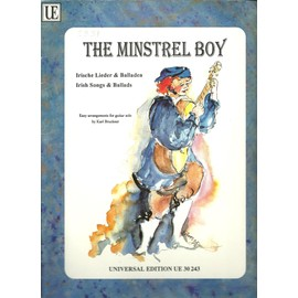 the MINSTREL BOY UNIVERSAL EDITION UE 30243