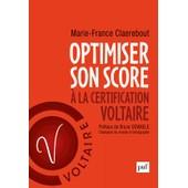 Optimiser Son Score � La Certification Voltaire de Marie-France Claerebout