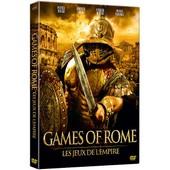 Games Of Rome : Les Jeux De L'empire de Zachary Weintraub