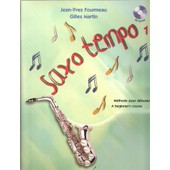 Saxo Tempo Vol 1 (+ 1cd) - Billaudot [Partition] By Fourmeau, Jean-Yves