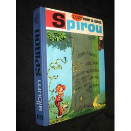 Album Du Journal Spirou N�102