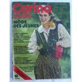 Carina Burda - Octobre 1977 - N� 10/77 : Mode Des Jeunes.