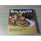 Bon Appetit Le Grand Ab�c�daire De La Cuisine Moderne de Gisela Nau