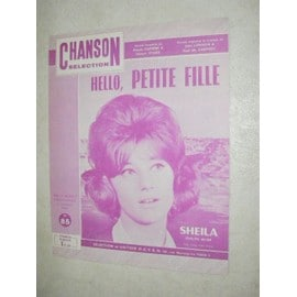 Sheila. Hello, petite fille. 1963 Agence musicale internationale N° 85