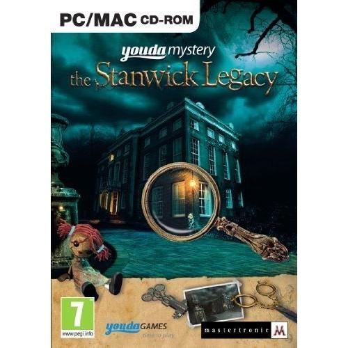 Youda Mystery : The Stanwick Legacy [Import Anglais] [Jeu Mac] MAC