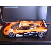 Mclren F1 Gtr #53 24 Heures Le Mans 1996 Giroix Deletraz Sala Hpi Racing 8585 1/43 Franck Muller