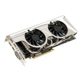 MSI R5850 Twin Frozr II - Carte graphique