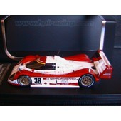 Toyota Ts010 #38 24 Hours Le Mans 1993 Lees Lammers Fangio Hpi 8569 1/43 Nippon