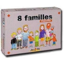 Jeux Fk - 8 Familles