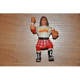 Wwe Wwf Hasbro Figurine De Catch Catcheur Rowdy Rody Piper