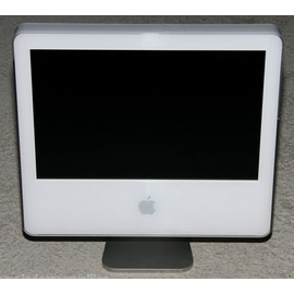 imac g5 17 pouces d 39 occasion 42 vendre pas cher. Black Bedroom Furniture Sets. Home Design Ideas