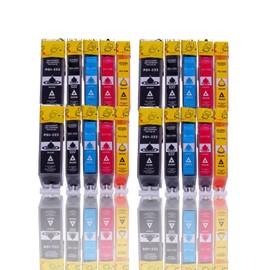 Combo Pack - 20 Cartouches D'encre Compatible Pour Canon Cli-526 & Pgi-525 Sup�rieure Qualit� Cartouches D'encre Canon S�rie Ip / Mg / Mx / Ix