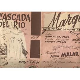 MARGO/CASCADA DEL RIO