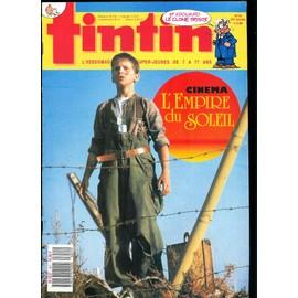 Tintin 651 43eme Ann�e No 10