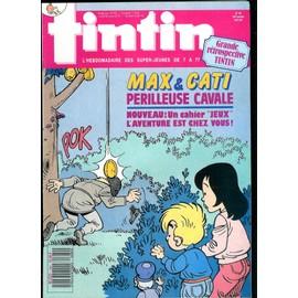 Tintin 680 43eme Ann�e No 39