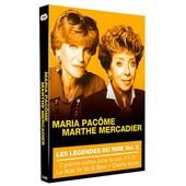Les L�gendes Du Rire - Vol. 5 : Maria Pac�me + Marthe Mercadier de Jean Marsan