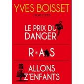 Yves Boisset 3 Films Cultes : Le Prix Du Danger + R.A.S. + Allons Z'enfants - Pack de Yves Boisset