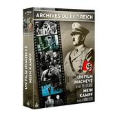 Archives Du Iii�me Reich : Un Film Inachev� + Mein Kampf - Pack de Yael Hersonski