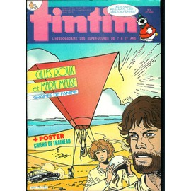 Tintin L'hebdomadaire Des Super Jeunes N� 571 : Tintin