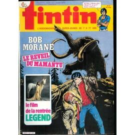 Tintin 522 40eme Ann�e No 37
