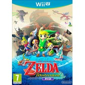 The Legend Of Zelda - The Windwaker Hd