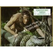 Greystoke, La L�gende De Tarzan, Seigneur Des Singes : Jeu De 8 Photos D'exploitation Cin�matographique - Format 22x28,5 Cm - De Hugh Hudson Avec Christopher Lambert, Andie Macdowell - 1984