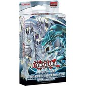 Yu-Gi-Oh ! Deck De Structure - La Saga Du Dragon Blanc Aux Yeux Bleus Fr