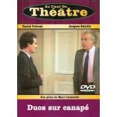 Au Coeur Du Theatre Duos Sur Canape de Marc Camoletti