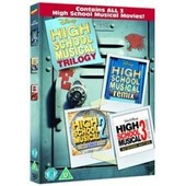 Coffret High School Musical 1 + 2 + 3 (Vo Non Sous-Titr�e) de Kenny Ortega