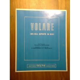 """Partition """"Volare"""" (Domenico Modugno)"""