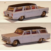 1960 France 548, Fiat 1800 Familiale - Dinky Toys