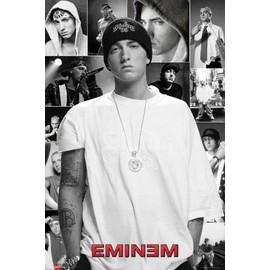 Eminem Poster - Berzerk, Collage (91x61 cm)