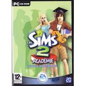 Les Sims 2: Academie - Ensemble Complet - 1 Utilisateur - Pc - Cd - Win - Fran�ais