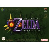 The Legend Of Zelda 2 : Majora's Mask