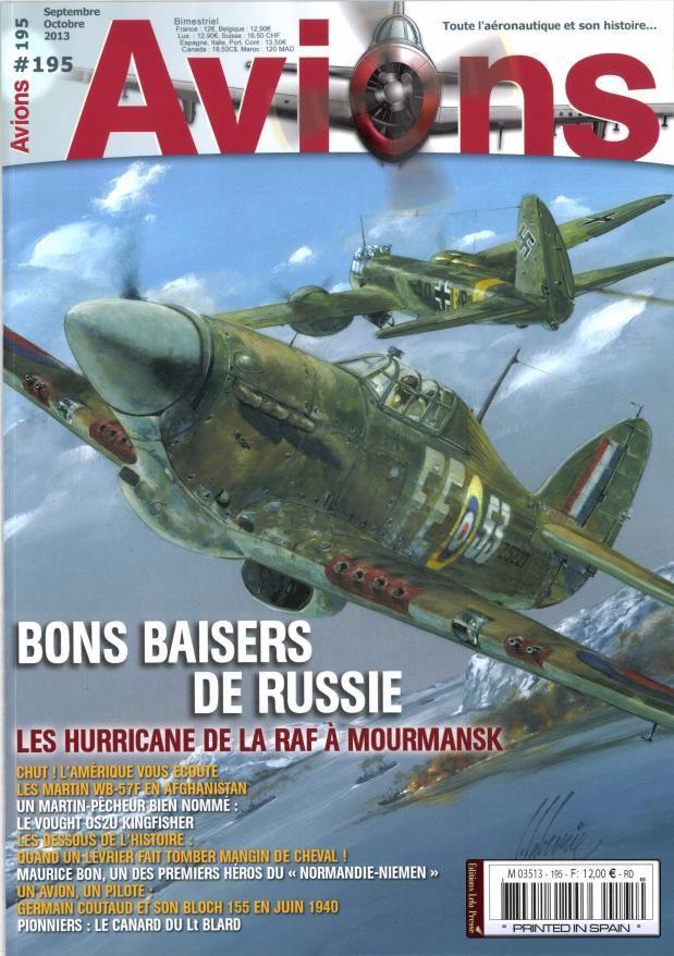Article sur Maurice Bon: l'as oublié du Normandie-Niemen 962278515
