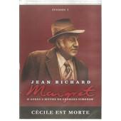 Maigret - Episode 1 - Cecile Est Morte de Claude Barma